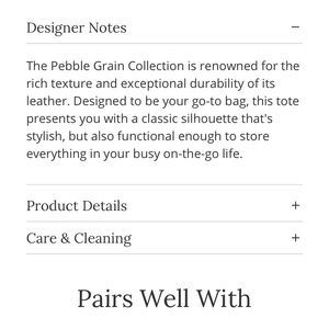 Dooney & Bourke Bags - Dooney and bourke  leather Lexington shopper